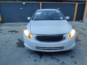 Honda Accord 2009 White | Cars for sale in Lagos State, Ogba