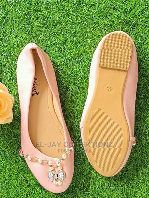 Ladys Flat Shoe | Shoes for sale in Delta State, Ugheli