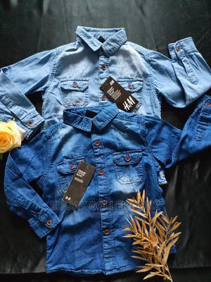 Jean Shirt | Children's Clothing for sale in Delta State, Ugheli