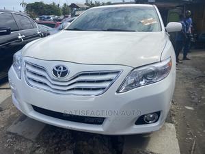 Toyota Camry 2008 2.4 LE White | Cars for sale in Lagos State, Apapa
