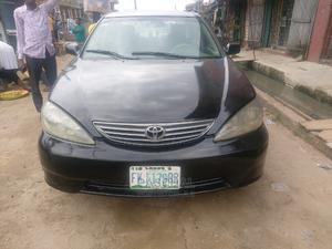 Toyota Camry 2005 Black   Cars for sale in Lagos State, Apapa