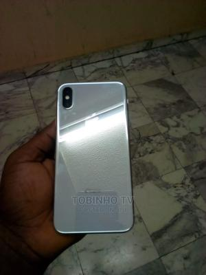 Apple iPhone X 64 GB Silver | Mobile Phones for sale in Lagos State, Abule Egba