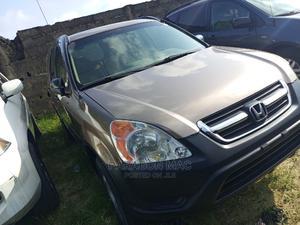 Honda CR-V 2004 2.0i ES Automatic Gold | Cars for sale in Lagos State, Amuwo-Odofin