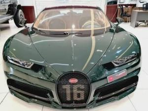 2021 Electric Bugatti Chiron $3,353,000   Buses & Microbuses for sale in Abuja (FCT) State, Asokoro