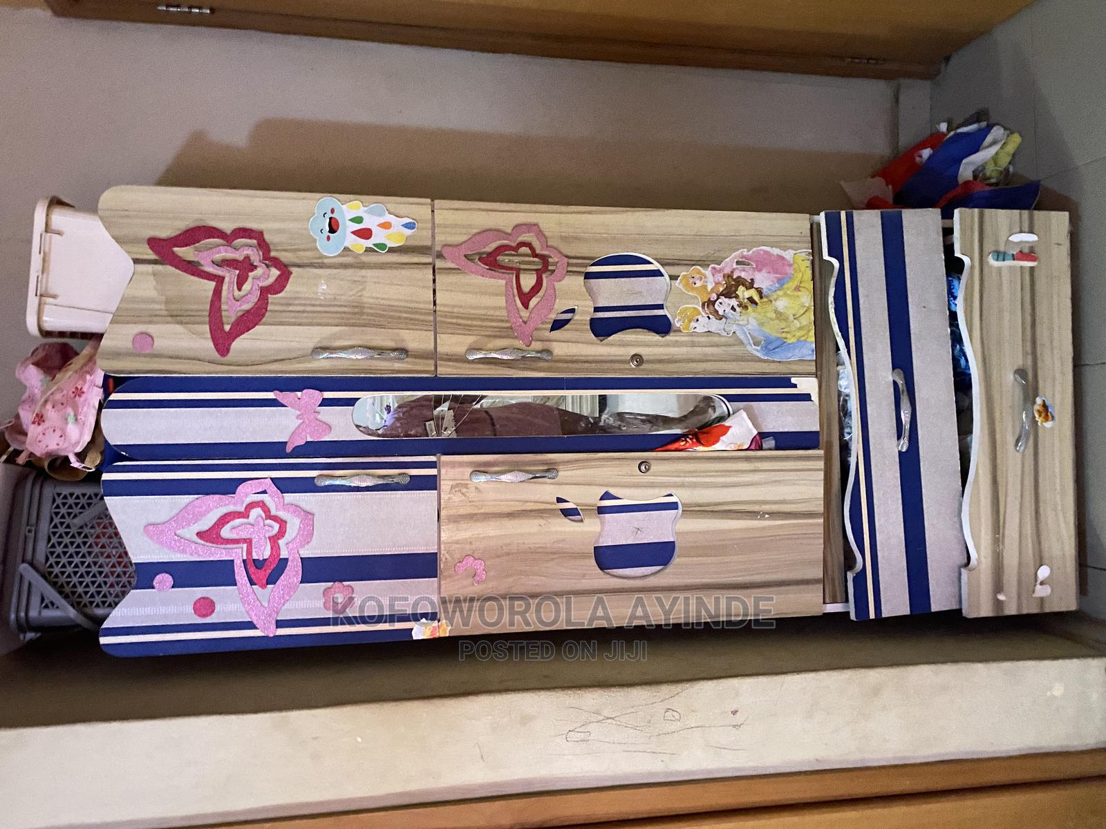 Children Wardrobe | Children's Furniture for sale in Isolo, Lagos State, Nigeria