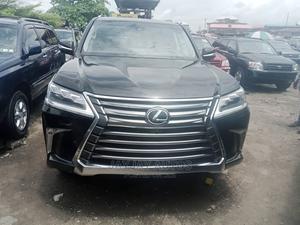 Lexus LX 2017 570 AWD Black | Cars for sale in Lagos State, Apapa