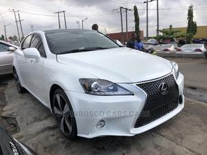 Lexus IS 2007 350 White | Cars for sale in Lagos State, Apapa