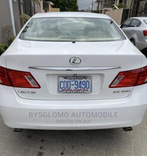 Lexus ES 2008 350 White | Cars for sale in Lagos State, Ikoyi