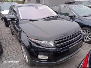 Land Rover Range Rover Evoque 2012 Black | Cars for sale in Lagos State, Lekki