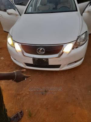 Lexus GS 2009 350 4WD White | Cars for sale in Lagos State, Alimosho