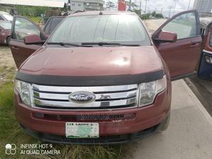 Ford Edge 2008 SE 4dr AWD (3.5L 6cyl 6A) Red | Cars for sale in Bayelsa State, Yenagoa