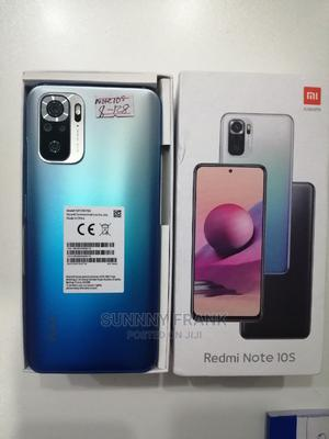 Xiaomi Redmi Note 10S 128 GB Blue   Mobile Phones for sale in Abuja (FCT) State, Wuse 2