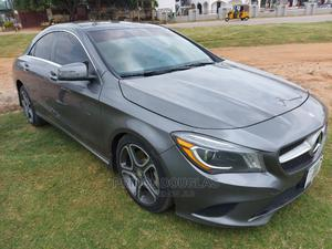 Mercedes-Benz CLA-Class 2014 Gray | Cars for sale in Abuja (FCT) State, Apo District
