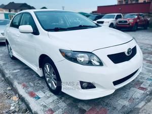 Toyota Corolla 2010 White | Cars for sale in Abuja (FCT) State, Mabushi