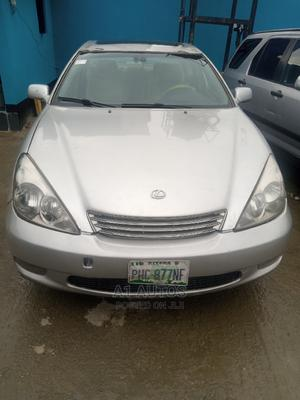 Lexus ES 2002 300 Silver   Cars for sale in Rivers State, Port-Harcourt