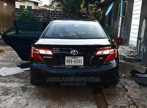 Toyota Camry 2012 Black | Cars for sale in Lagos State, Ajah