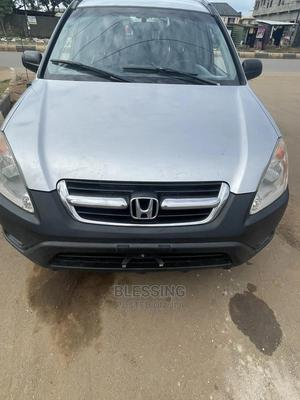 Honda CR-V 2004 Silver | Cars for sale in Lagos State, Ikotun/Igando