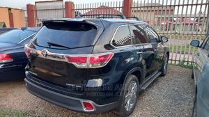 Toyota Highlander 2014 Black | Cars for sale in Lagos State, Ifako-Ijaiye