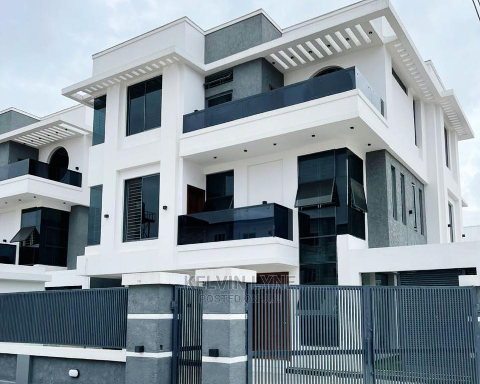 Furnished 5bdrm Duplex in Oniru, Lekki Phase 1 for Sale