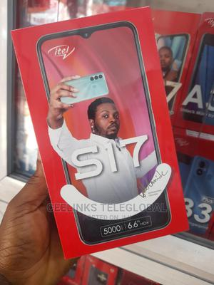 New Itel S16 16 GB Black | Mobile Phones for sale in Lagos State, Ikeja