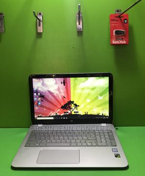 Laptop HP Envy 15 8GB Intel Core I7 HDD 1T | Laptops & Computers for sale in Lagos State, Surulere