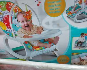 Baby Rocker With Table | Children's Gear & Safety for sale in Lagos State, Amuwo-Odofin