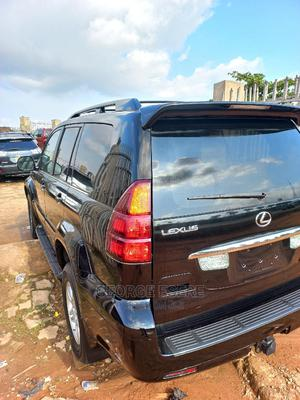 Lexus GX 2003 470 Black   Cars for sale in Lagos State, Ikeja