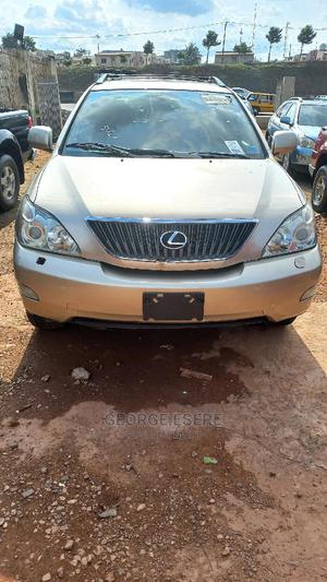 Lexus RX 2005 Gold   Cars for sale in Lagos State, Ikeja