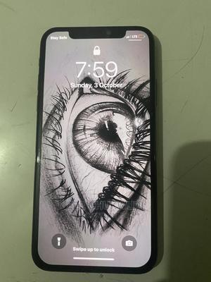 Apple iPhone X 64 GB Black | Mobile Phones for sale in Lagos State, Ifako-Ijaiye