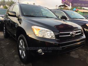Toyota RAV4 2008 Limited Black | Cars for sale in Lagos State, Apapa