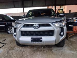 Toyota 4-Runner 2014 Silver | Cars for sale in Lagos State, Ikeja