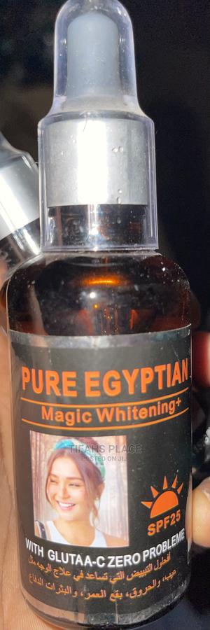 Pure Egyptian Whitening Oil | Skin Care for sale in Abuja (FCT) State, Gwarinpa
