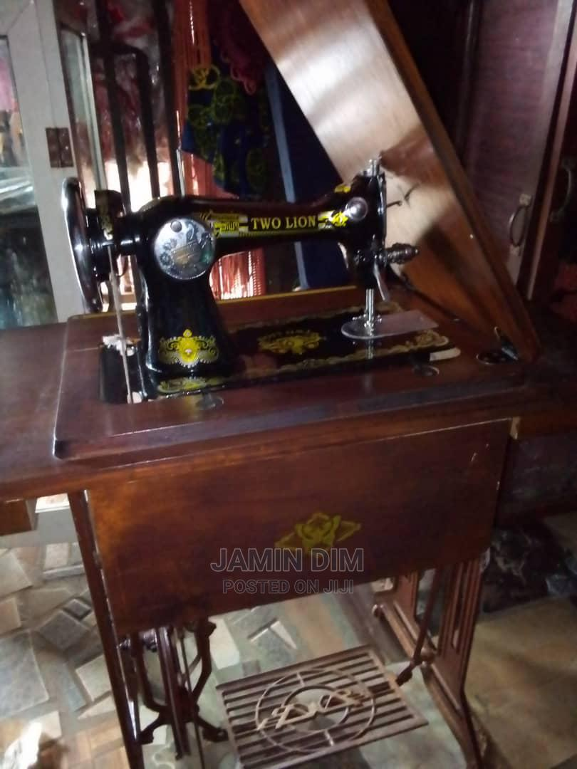 Two Lion Sewing Machine | Manufacturing Equipment for sale in Benin City, Edo State, Nigeria