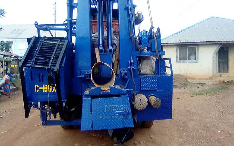 Borehole Drilling Rig   Heavy Equipment for sale in Central Business District, Abuja (FCT) State, Nigeria