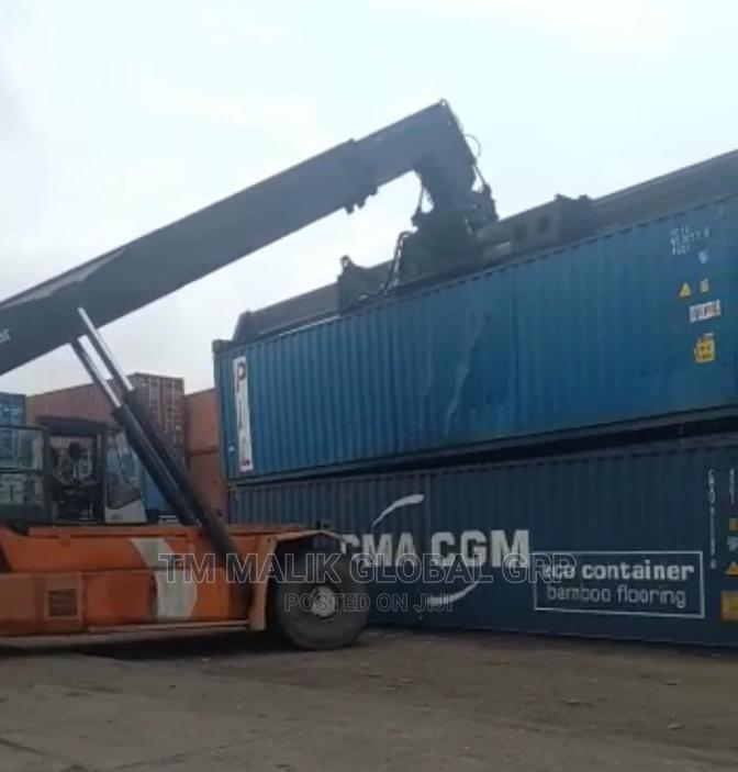 Archive: Kalma Container Handler 2001