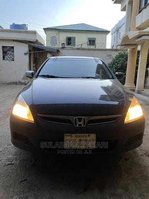 Honda Accord 2006 2.0 Comfort Automatic Gray | Cars for sale in Kano State, Tarauni