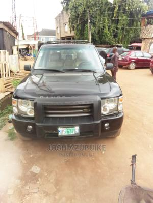 Land Rover Range Rover 2003 Black | Cars for sale in Lagos State, Alimosho