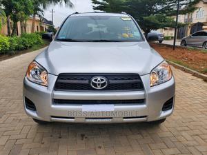 Toyota RAV4 2010 Silver | Cars for sale in Lagos State, Ikeja