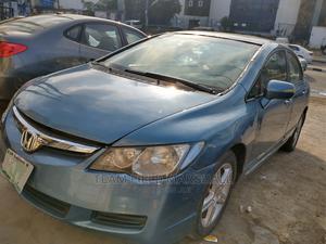 Honda Civic 2008 1.4 Blue   Cars for sale in Lagos State, Ikeja