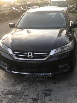 Honda Accord 2014 Black   Cars for sale in Lagos State, Ikoyi