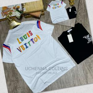 Original Louis Vuitton T-Shirt | Clothing for sale in Lagos State, Surulere