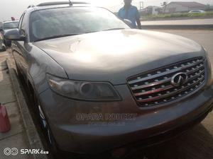 Infiniti FX 2006 35 AWD Gray   Cars for sale in Rivers State, Oyigbo
