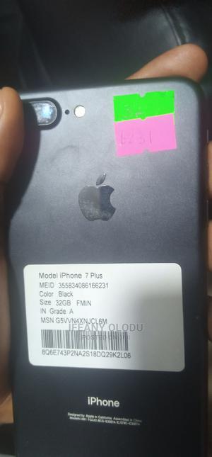 New Apple iPhone 7 Plus 32 GB Black | Mobile Phones for sale in Edo State, Benin City