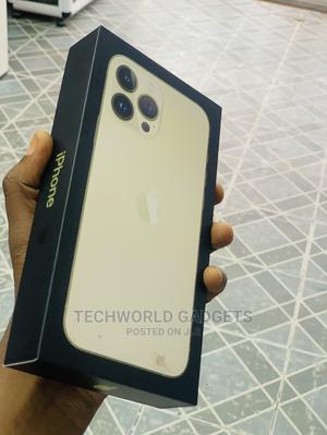New Apple iPhone 13 Pro Max 128 GB Gold   Mobile Phones for sale in Oyo State, Ibadan