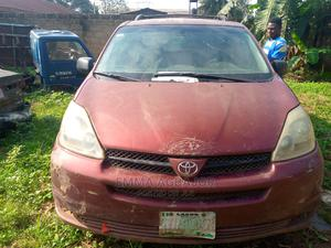 Toyota Sienna 2007 CE FWD Red | Cars for sale in Edo State, Benin City