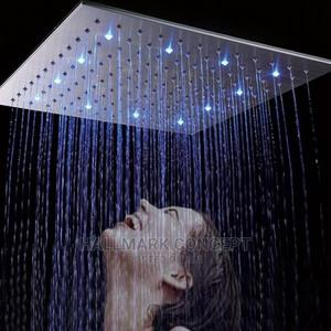 Led Shower Head With Bluetooth. | Plumbing & Water Supply for sale in Lagos State, Orile