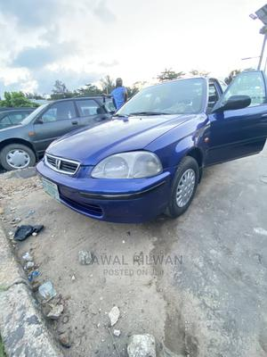 Honda Civic 1998 Blue | Cars for sale in Lagos State, Surulere