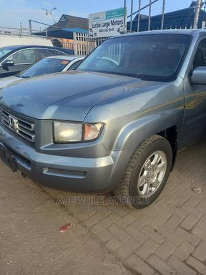 Honda Ridgeline 2008 RT Blue | Cars for sale in Lagos State, Alimosho