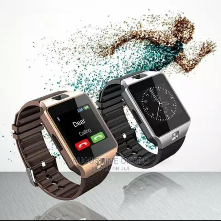 DZ09 Smartwatch | Smart Watches & Trackers for sale in Gwarinpa, Abuja (FCT) State, Nigeria
