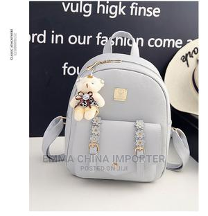 Plum Blossom Diamond Three Piece Backpack | Bags for sale in Rivers State, Port-Harcourt